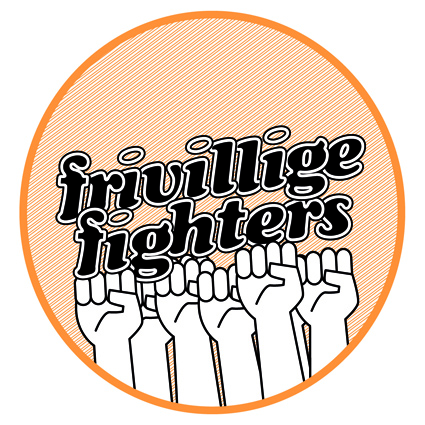 frivillige fighters